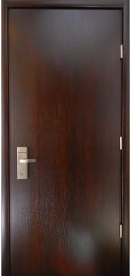 Міжкімнатні двері Меранті Плюс Оксфорд глухі двері