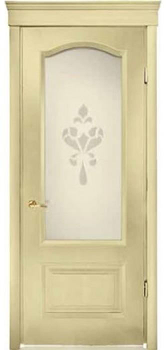 Міжкімнатні двері Меранті Плюс Мадрид зі склом ФЦ