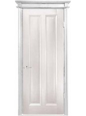Міжкімнатні двері Меранті Плюс Лондон глухі двері Wood milk