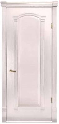 Міжкімнатні двері Меранті Плюс Гранада глуха Wood Milk