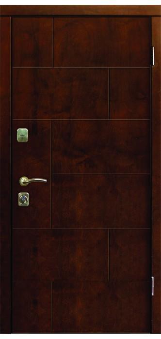 Вхідні двері Каховські двері Фанера 6027