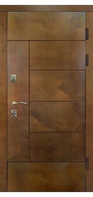 Вхідні двері Фанера 6028