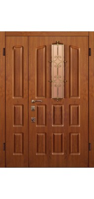 Вхідні двері Наталі-Шоколадка 9090-03