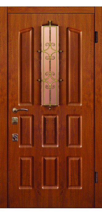 Вхідні двері Каховські двері Наталі-Шоколадка