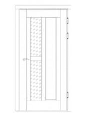 Вхідні двері 17061419