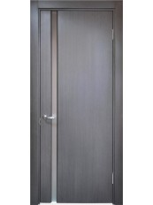 Міжкімнатні двері Меранті Плюс Інфініті двері зі склом
