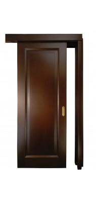 Міжкімнатні двері Меранті Плюс Розсувна система Софія