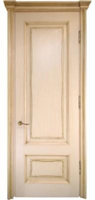 Міжкімнатні двері Меранті Плюс Сієна глухі двері