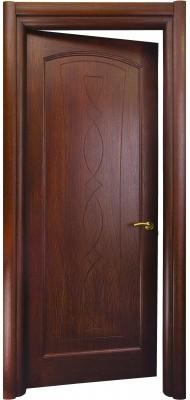 Міжкімнатні двері Меранті Плюс Венеція глухі двері