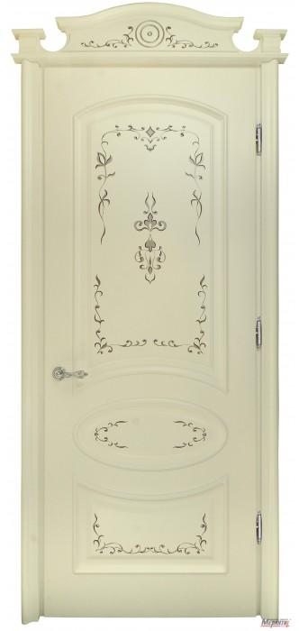 Міжкімнатні двері Меранті Плюс Buonarroti