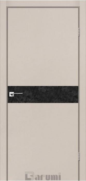 Міжкімнатні двері Darumi PLATO LINE PTL-01 Декор з CPL