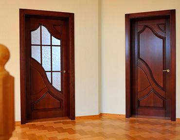 Як реставрувати пошкодження на міжкімнатних дверях
