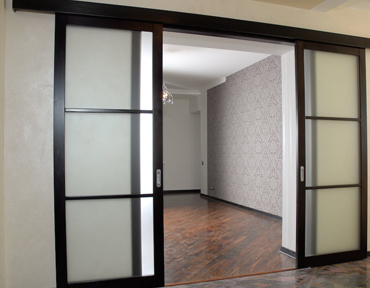 Міжкімнатні розсувні двері