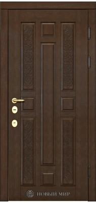 Вхідні двері Гуцулка