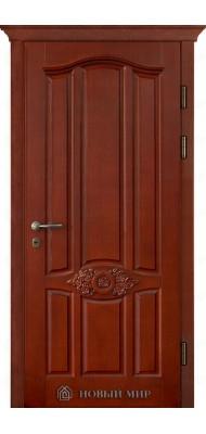 Вхідні двері Новий світ Троянда