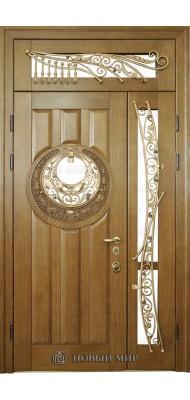Вхідні двері Новий світ Пектораль