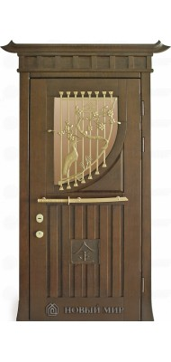 Вхідні двері Новий світ Фуджі