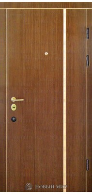 Вхідні двері Новий світ Вертикаль 1.1