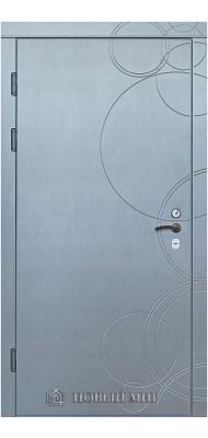 Вхідні двері Новий світ  Бульбашки,16072020