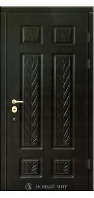 Вхідні двері Новий світ Князь Потьомкін з різьбленням