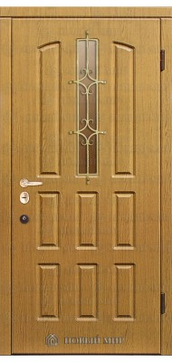 Вхідні двері Новий світ Наталі Шоколадка