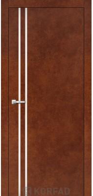 Міжкімнатні двері Корфад ALUMINIUM LOFT PLATO ALP-01