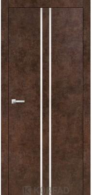 Міжкімнатні двері Корфад ALUMINIUM LOFT PLATO ALP-02