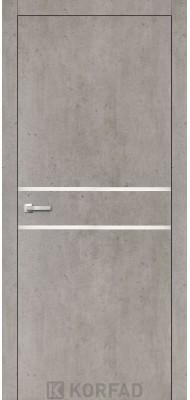 Міжкімнатні двері Корфад ALUMINIUM LOFT PLATO ALP-03