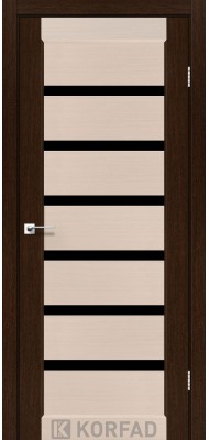Міжкімнатні двері Корфад PORTO COMBI DELUXE PCD-01