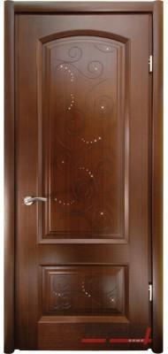 Міжкімнатні двері Меранті Плюс Відень глухі двері