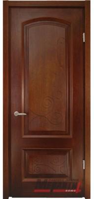 Міжкімнатні двері Меранті Плюс Флоренція глухі двері